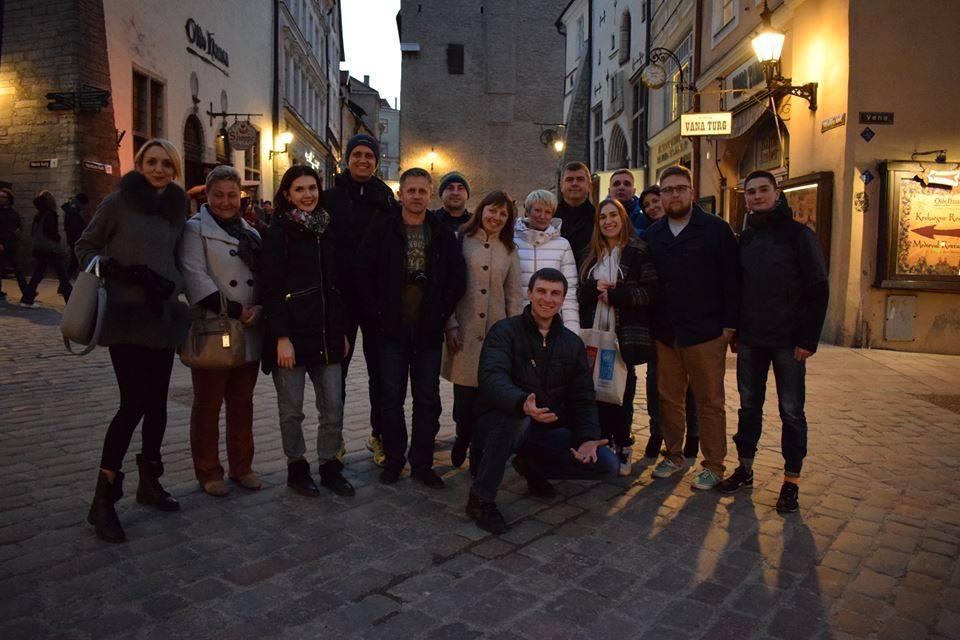 Навчальний візит до Естонії