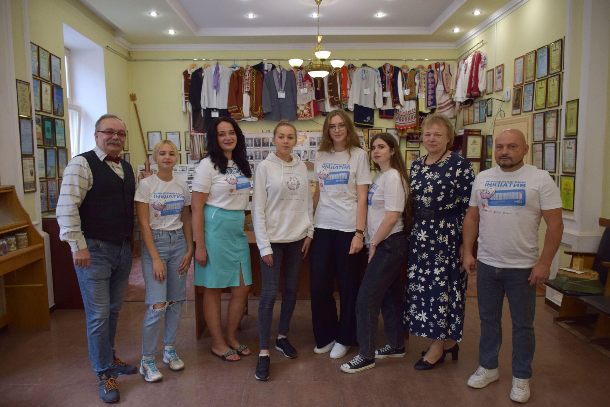 Обмін досвідом між Молодіжними банками ініціатив Київщини та Львівщини