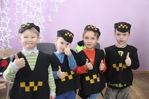 Правила дорожнього руху діти Березані та Баришівського району знають на відмінно