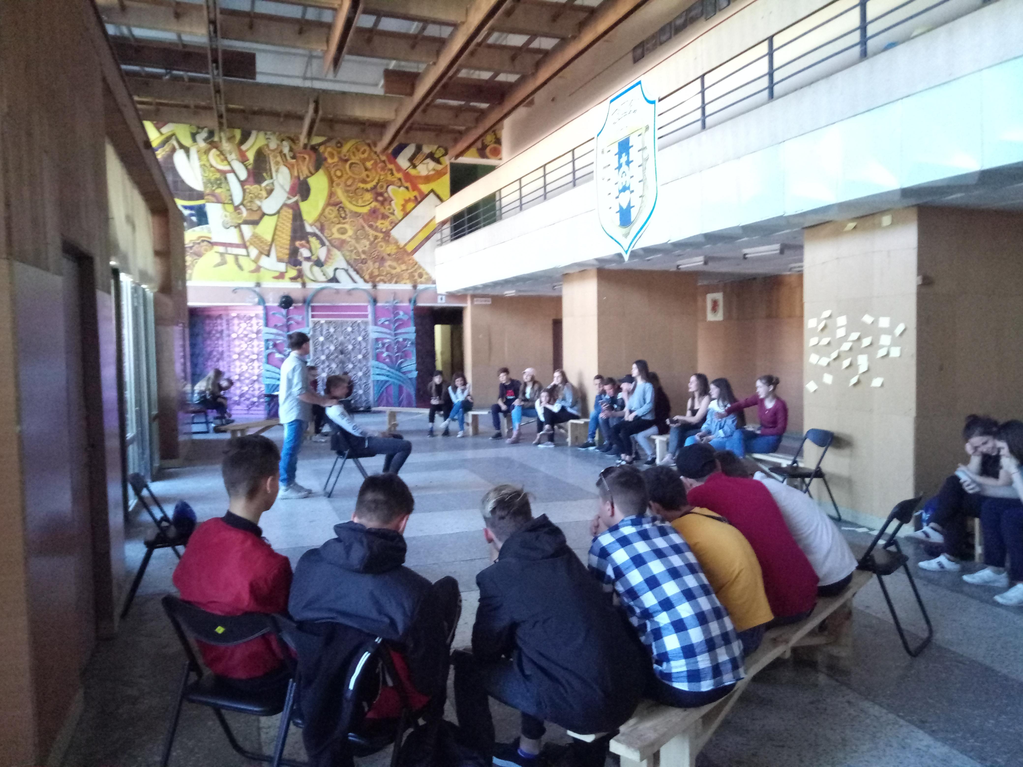 Молодіжний злет для молоді Березанської ОТГ