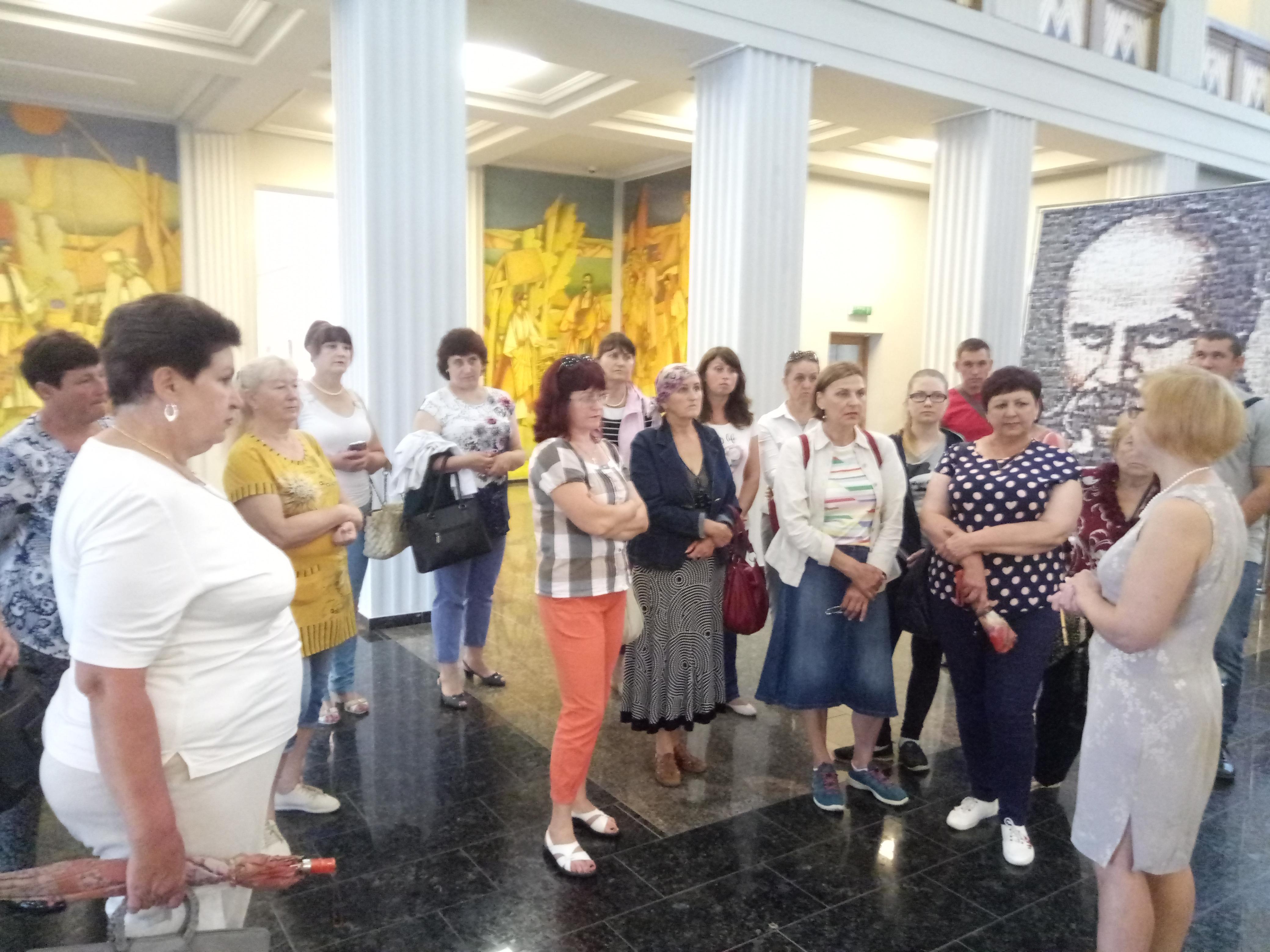 Подорож до Канева та Переяслава